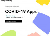 Covid-19 apps mobile