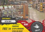 Ultreos mart super market