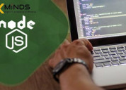 Top nodejs development services