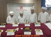 Chef course in delhi