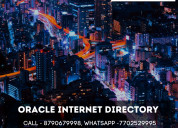 Oracle internet directory online training course i