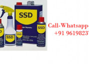 Ssd chemical solution and activation powder for us