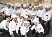 Professional cooking courses in delhi