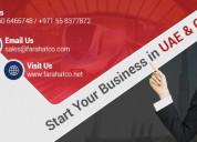 Business setup in fujairah