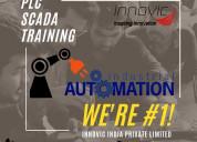 Job oriented plc scada training in delhi