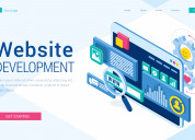 Looking for the web development services?