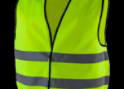 Construction safety traffic control reflective jac