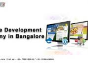 Webdevelopment company bangalore