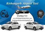 Kishangarh airport to jodhpur taxi hire
