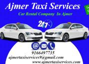 Car rental jaipur , taxi hire service in jaipur