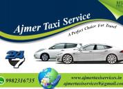 Taxi services in ajmer, taxi in ajmer