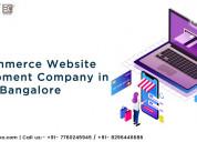E commerce website developmentcompany bangalore
