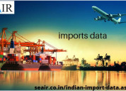 Imports data for tracking import trade
