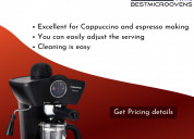 Best commercial coffee machine in india