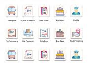 Entab's school mobile apps
