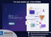 Mobile & android app development company in delhi