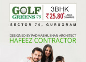 Signature global park 4&5 -3 bhk premium floors, sohna, south of gurugram