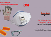 3m safety product suppliers india - 9773900325