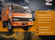Truck rental services in nashik, pune, mumbai