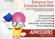 Graphic design instititute ahmedabad iida, indian