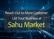 Get business online with sahu market business plat