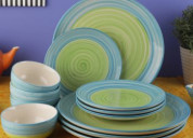 Hurry!! buy dinner sets online - woodenstreet