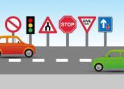 Driving training school