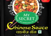 My secret chinese sauce