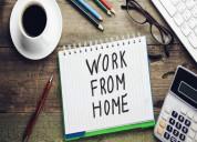 Freelance online ads posting job