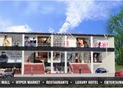 Commercial property in vip road zirakpur mohali