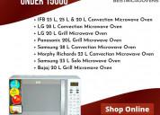 Best microwave oven under 15000