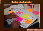 Startup idea incubator