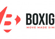 Best packers and movers service in india - boxigo