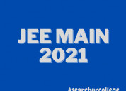 Jee main 2021 (sample question papers)