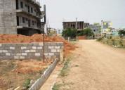 Sriperumbudur arch near land sales