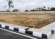 Patta land sales at kiloy, sriperumbudur