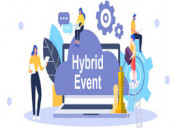 Hybrid event platform company in india