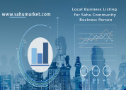 Sahu market local business listing site
