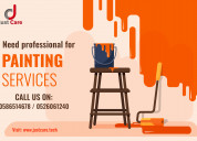 Wall painting services in dubai | interior fit out