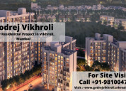 Godrej vikhroli new project mumbai