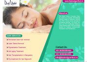 Permanant laser hair removal in bangalore