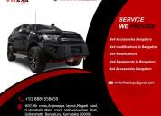 Thinking of modifying your 4×4 vehicle! visit us