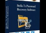 7 zip file password recovery solution
