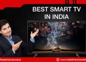 Best smart tv brand in india