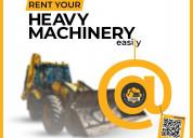 Online heavy construction equipments