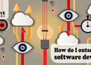 How do i outsource software development | prescien