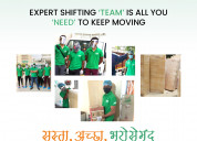Office relocation in noida
