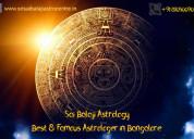 Best astrologer in bangalore - top astrologer