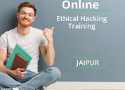 Online ethical hacking training in jaipur