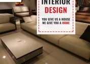 Excellent interior design company in lahore
